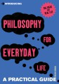 Introducing Philosophy for Everyday Life jacket cover