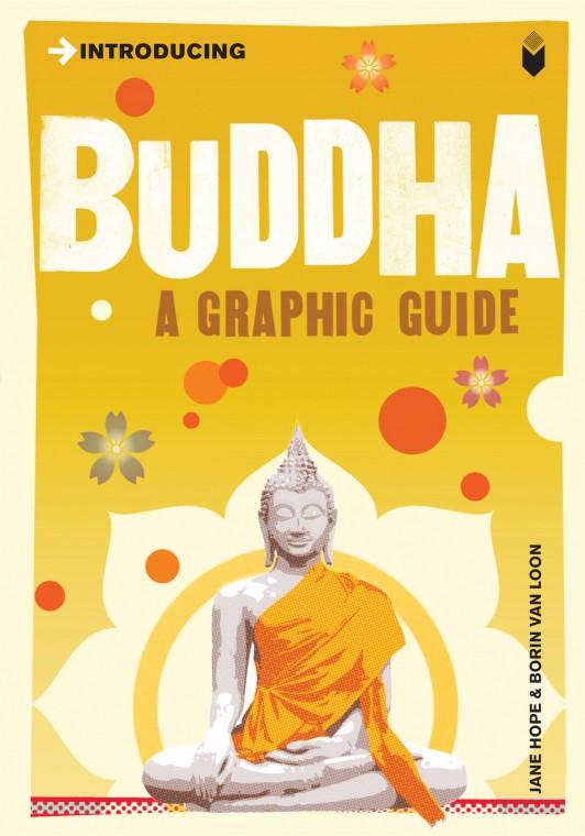 Introducing Buddha jacket cover