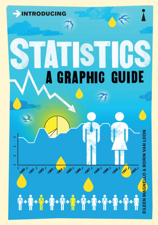 Introducing Statistics jacket cover
