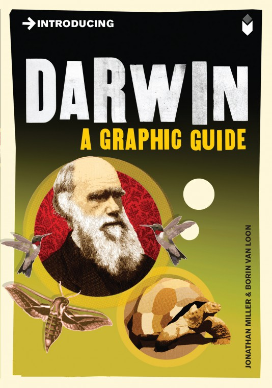 Introducing Darwin jacket cover