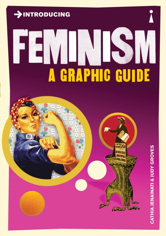 Introducing Feminism jacket cover