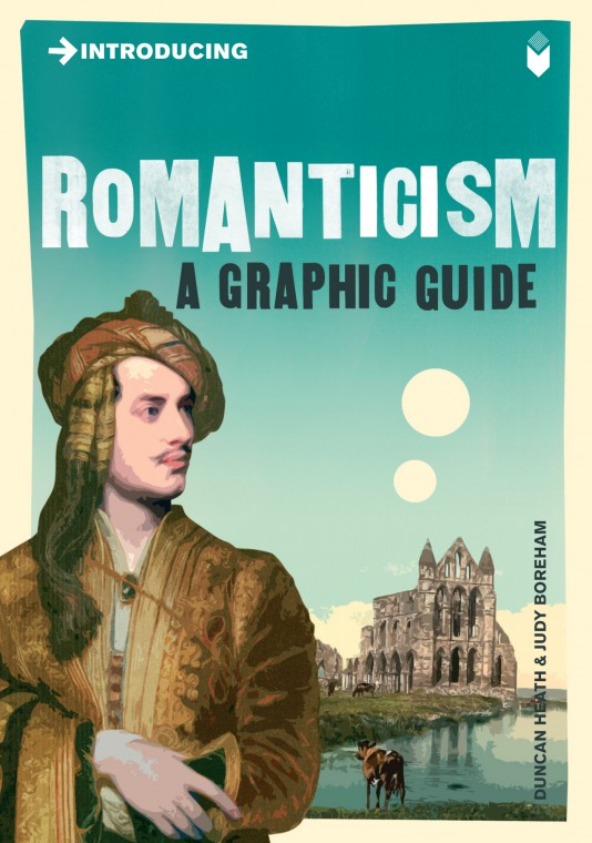 Introducing Romanticism jacket cover