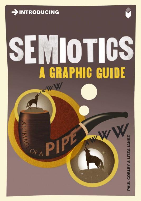 Introducing Semiotics jacket cover