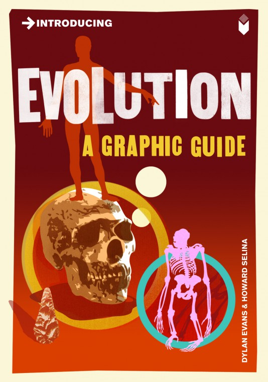 Introducing Evolution jacket cover