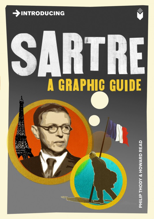 Introducing Sartre jacket cover