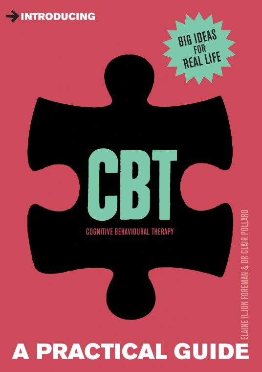 Introducing Cognitive Behavioural Therapy (CBT) jacket cover