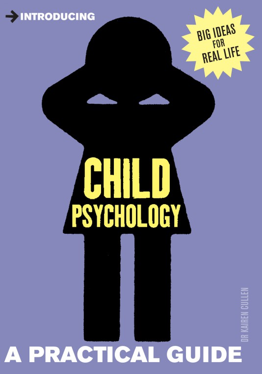 Introducing Child Psychology jacket cover