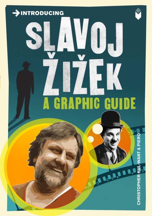 Introducing Slavoj Zizek jacket cover