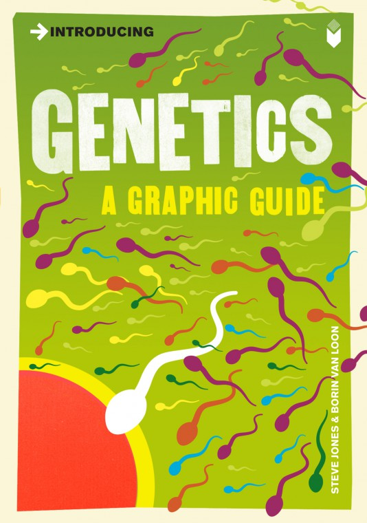 Introducing Genetics jacket cover