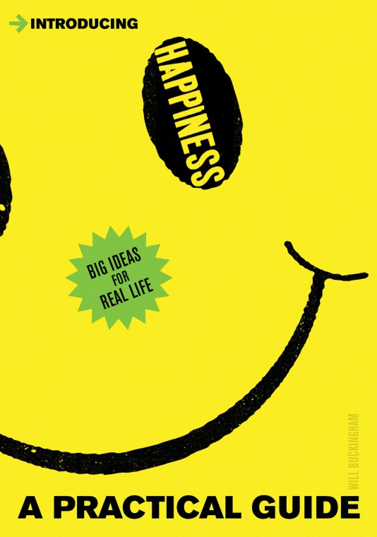 Introducing Happiness jacket cover