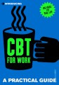 Introducing CBT for Work jacket cover