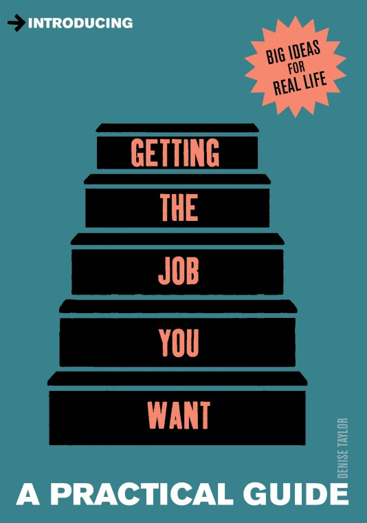 Introducing Getting the Job You Want jacket cover