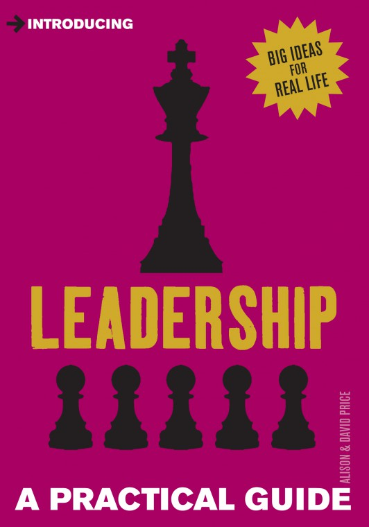 Introducing Leadership jacket cover