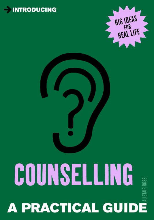 Introducing Counselling jacket cover