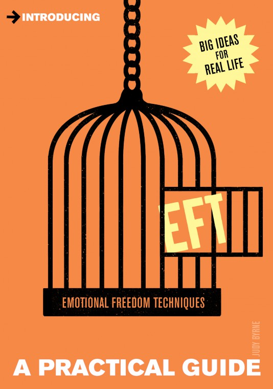 Introducing EFT (Emotional Freedom Techniques) jacket cover