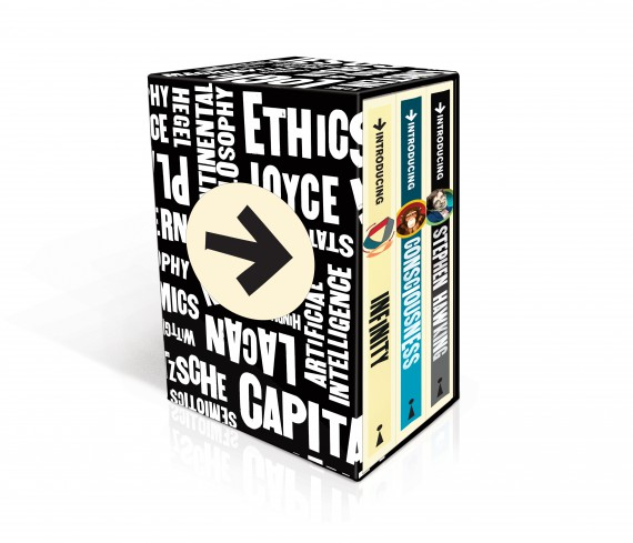 Introducing Graphic Guide Box Set - More Great Theories of Science jacket cover