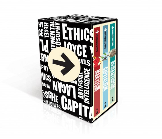 Introducing Graphic Guide Box Set - How To Change The World jacket cover