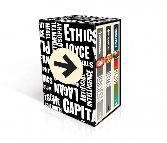 Introducing Graphic Guide Box Set - Why Am I Here? jacket cover